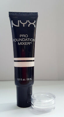 NYX Pro Foundation MIXER colour WHITE 1ml