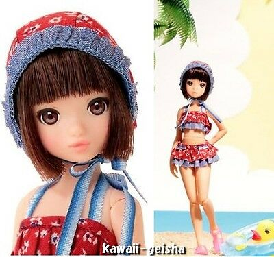 NEW ruruko On The Beach PetWorks 8.6 in Doll Kaisuiyoku No ruruko F/S from Japan