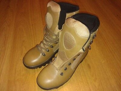 New Type French Army Foreign Legion Felin Baltes Desert Boots UK 8