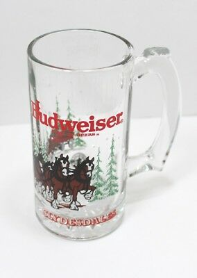 Budweiser King Of Beers Clydesdales Stein 1989 Official Product
