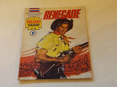 VALIANT PICTURE LIBRARY,NO 70,1966 ISSUE,GOOD FOR AGE,51 yrs old,V RARE COMIC.