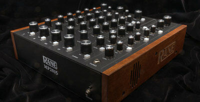 RANE MP2015 Rotary Control DJ Mixer 4-Channel