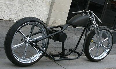 2017 Custom Built Motorcycles Bobber  MMW  CLASSIS 23,23 BOARDTRACK  RACER