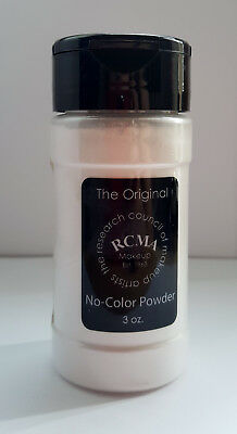 RCMA No-Colour Powder - Setting Powder