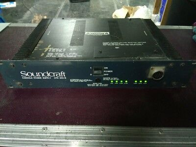 Soundcraft Console Power Supply CPS650/B