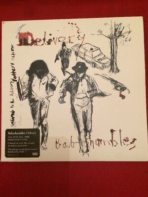 "Baby Shambles - Delivery Red 7"" Vinyl + Poster"