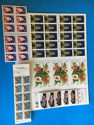 U.S Postage Booklets