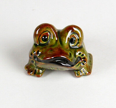 Frog Ceramic Miniature
