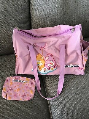 Care Bear Bag With Change Purse