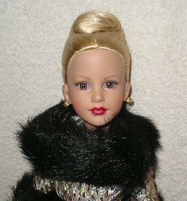 """18"""" Tonner Kitty Collier GRAND OCCASION Dressed Doll + Extras EXC"""