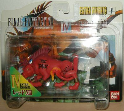 Final Fantasy VII 7 Red XIII Extra Knights Figure Trading Arts
