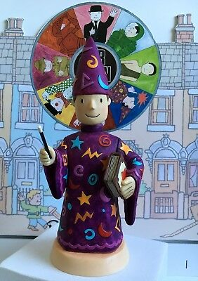 Robert Harrop Mr Benn The Wizard With Magic Ball Souvenir Mint In Box