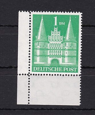 Germany Allied Zone 1948-50  Building Issue. 1DM Perf 14. Mint.