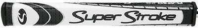 Super Stroke Putter Grip  Legacy Flatso 2.0 Black/White