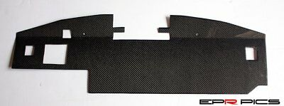 Mazda RX7 FD3S Carbon Cooling Panel