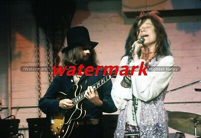 Janis Joplin Rare And Amazing 8X10 Photo