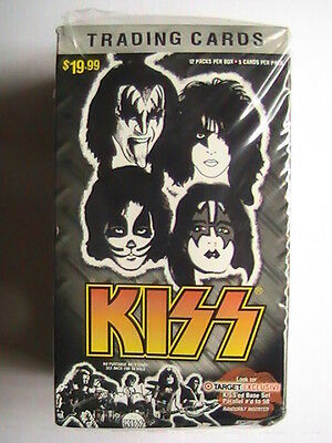KISS Cards Lot 2009
