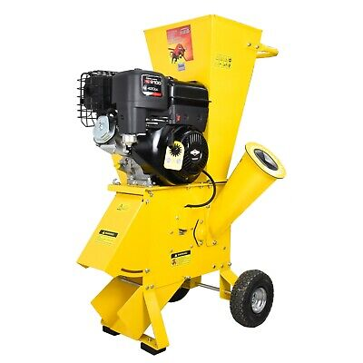 Greatbull GBD601C Chipper Shredder/Mulcher – Briggs & Stratton 13.5hp Engine