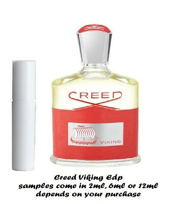 Creed Viking For Men - EDP- 2ml Travel Spray