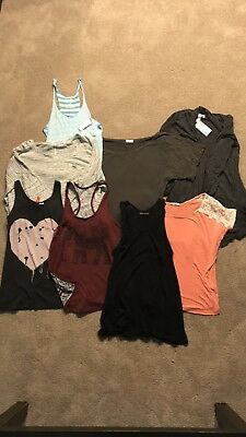 **LOT OF 6** Womens Tops, S XS NEW And Used Excellent Condition!!!