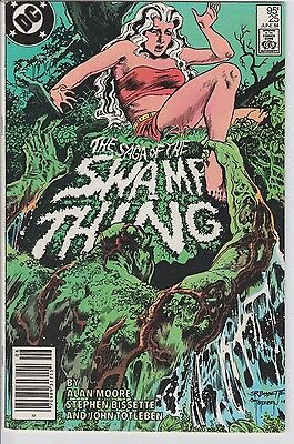 The Saga of Swamp Thing #25 (Jun 1984, DC)