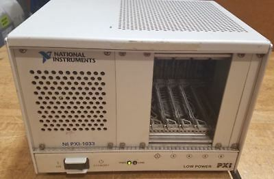 NI PXI-1033 5-Slot PXI Chassis Mainframe