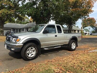 2002 Toyota Tacoma TRD 2002 Toyota Tacoma SR5 TRD PreRunner - 86k Miles - RUST FREE - Great Condition!