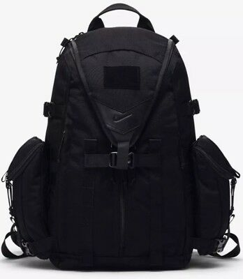 New Nike SFS Responder Backpack Black BA4886 005 ACG NIKELAB $185