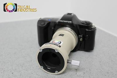 Olympus OM Mount Microscope Extension Tube w/SC35 Camera FREE SHIPPING