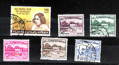 Pakistan  Good  Lot Stamps  Used