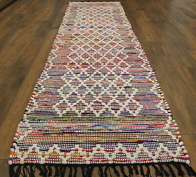 * REDUCED *   Boho Style  Hall Runner  Rug   * 3  m  x  0. 65  m *   BRAND NEW