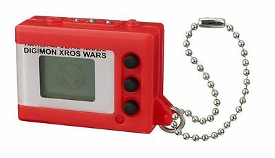 Digimon Xros Wars Digimon Mini Shoutmon red tamagotchi BANDAI BEST BUY