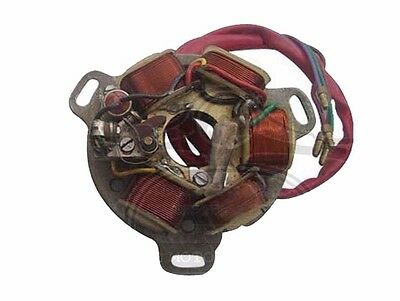 LAMBRETTA LI SX TV 6 VOLT STATOR PLATE IGNITION BASE PLATE POINT TYPE @AEs