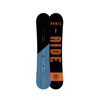 Pack Snowboard + Fix Ride Manic + Lx Blk