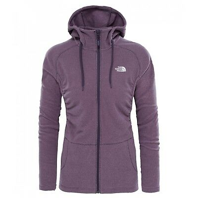 Veste The North Face Mezzaluna Full Zip Purple