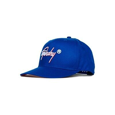 Casquette Superdry Crew Sd Royal