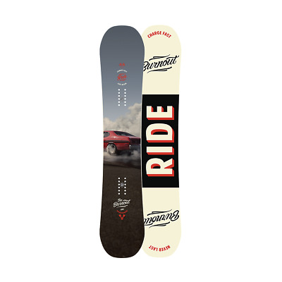Snowboard Homme Ride Burnout 2016