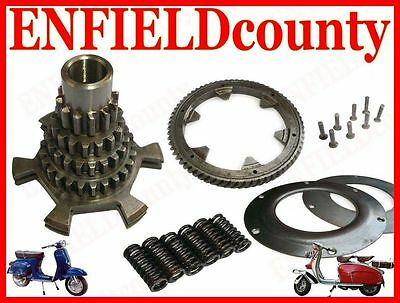 Gear Cluster 12-16-20-25 Countershaft 67 Cogs For Vespa @cad