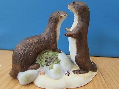 """Franklin  porcelain by Peter Barrett """"February on the coast"""""""