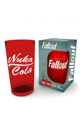 Fallout, Glas Groß 500ml GLB0130