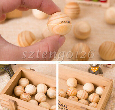 10/50 Natural Cedar Wood Moth Balls Repellent Anti Mildew Deterrent Fresh Cloth