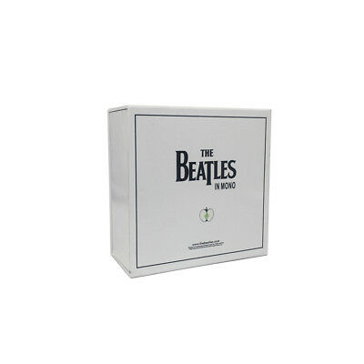 The Beatles in Mono Box Set (13CD Disc) White Limited Edition Free Shipping