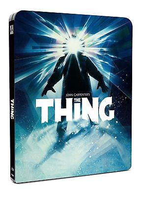 The Thing Remastered Blu-ray Steelbook Limited Edition [UK]