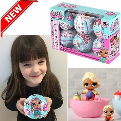 LOL Lil Outrageous 7 Layers Surprise Ball Series 1 Doll Christmas Present Gift