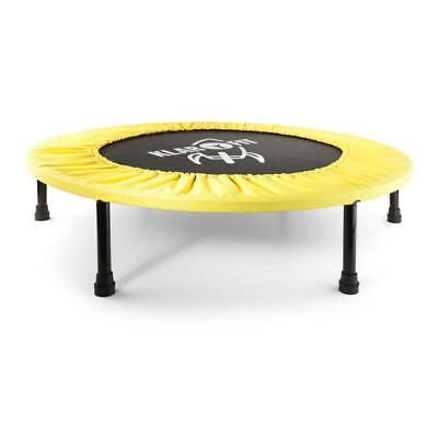 Klarfit Rocketbaby 3 Trampoline 96 Cm Jumping Surface Fitness Fun Cardio Yellow