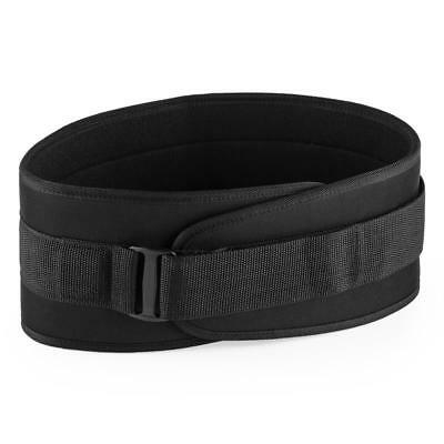 Capital Sports Rugg Weightlifting Belts Velcro Ultralight Size M Black New Fit