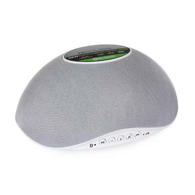 Bluetooth Wireless Stereo Speaker Portable Audio Sound Sys Home Mini Dock White