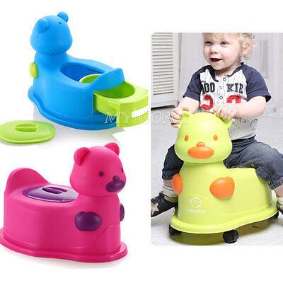 Baby Potty Toilet Trainer Training Seat Chair Urinal Potty Kids Toddler Children