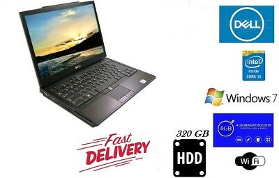 Dell latitude E4310 Core i5 M520@ 2.40GHz  4GB 320GB 13.3'' Webcam Windows 7 Pro