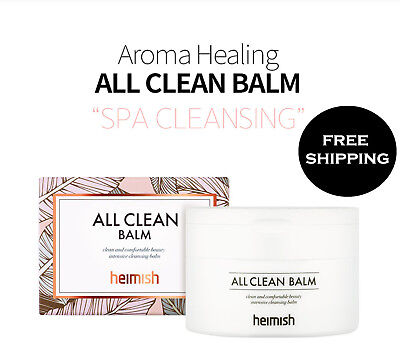 [heimish] *Renewal* All Clean Balm 120ml / Aroma Healing SPA Cleaning